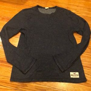 Hollister Men's thermal long sleeve